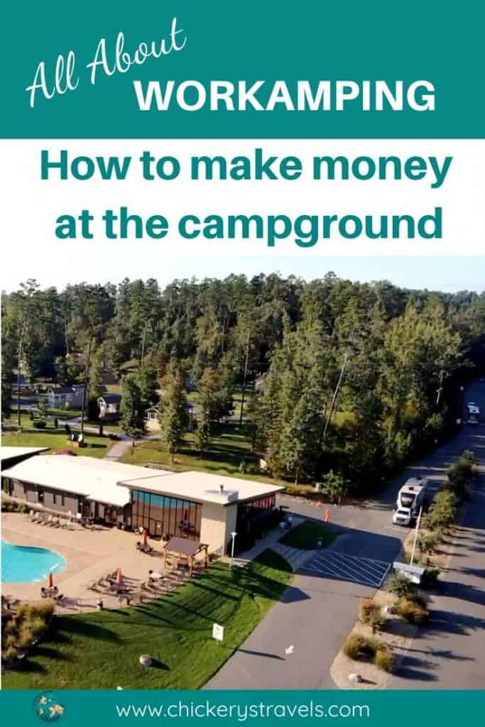 Learn how to make money on the road through Workamping. Find opportunities like camp host, visitor center attendant, holiday lot sales, and more. Seasonal wonkamping can be done year round to fund your full-time RV lifestyle.