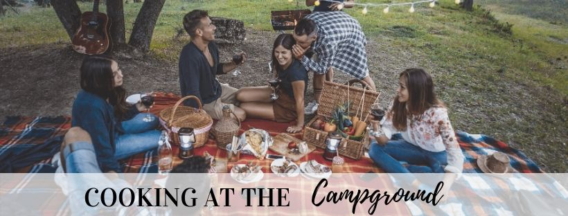 Delicious and simple campground recipes.