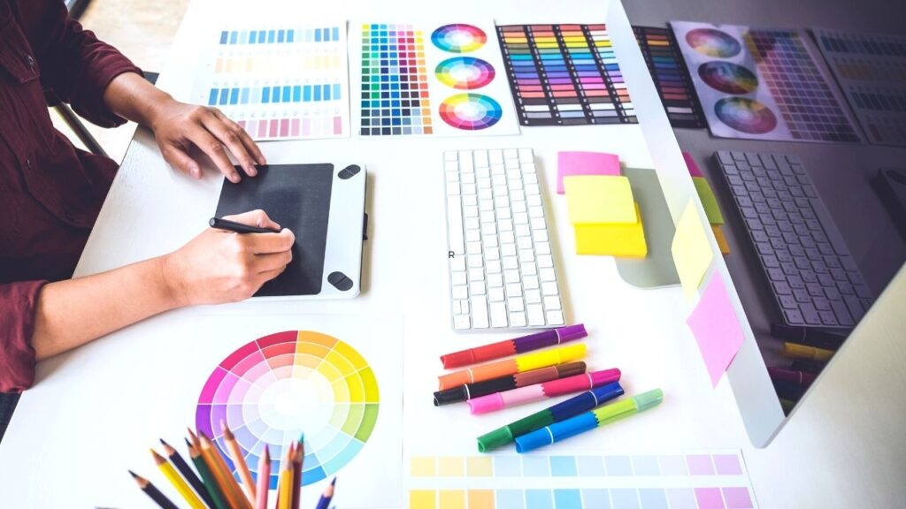 Graphic design is a fabulous way to make money while traveling full-time. If you have the skills and a good internet connection, you can do this work anywhere.