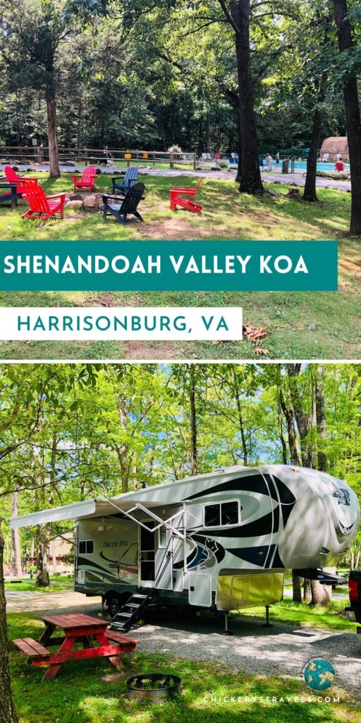 Nestled in the woods, the Harrisonburg / Shenandoah Valley KOA feels like a state park campground, but has the amenities of a KOA.  Stay and relax for a quiet weekend or use it as a base when visiting Shenandoah National Park and the historic Skyline Drive. Either way, you're bound to leave a happy camper!