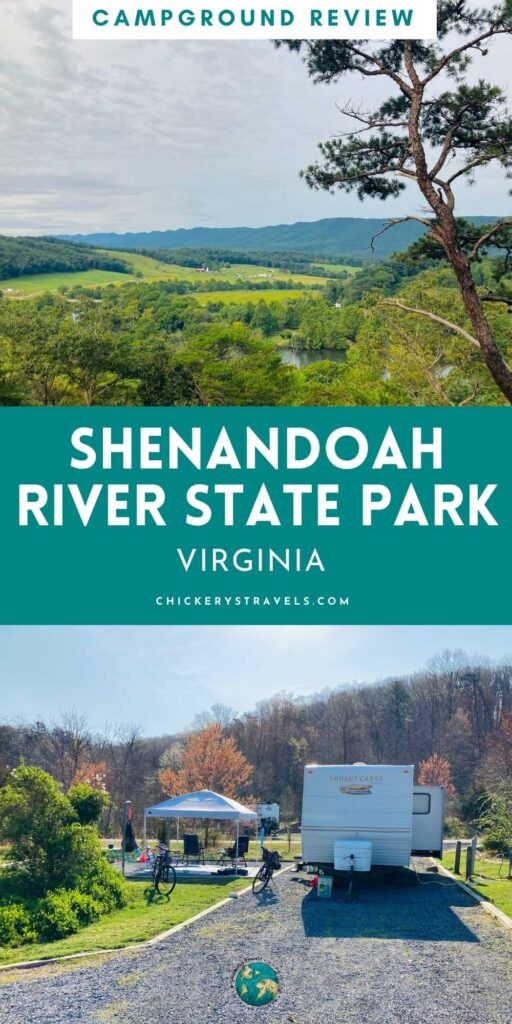 The Shenandoah River State Park campground is the perfect base for your next RV vacation. With 5 miles of riverfront access 24 miles of multi-use trails it is the perfect location to enjoy the great outdoors. It is also located only 10 minutes from Shenandoah National Park, providing the perfect RV camping destination for your family.