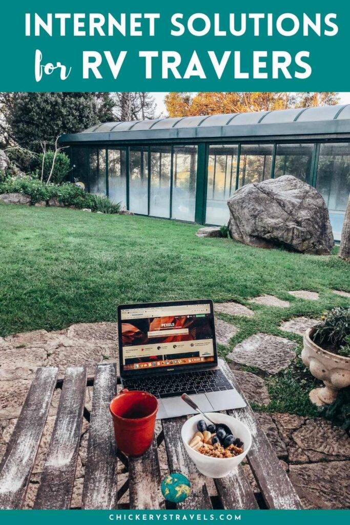 Getting reliable internet access while traveling is tricky. This article provides reliable internet solutions for RV travelers.